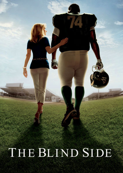 The Blind Side Netflix TW (Taiwan)