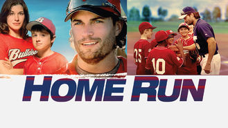 Netflix box art for Home Run