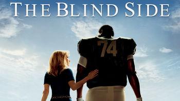 Netflix box art for The Blind Side