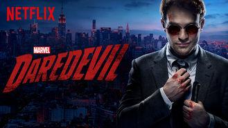 Netflix box art for Marvel's Daredevil - Season 1