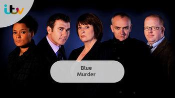 Netflix box art for Blue Murder - Series 1
