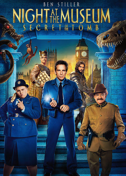 Night at the Museum: Secret of the Tomb Netflix UK (United Kingdom)