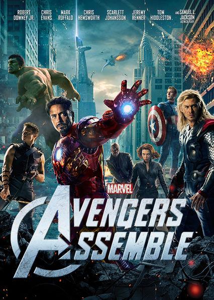 Avengers Assemble Netflix ES (España)