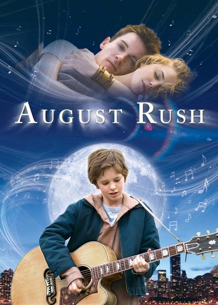 August Rush Netflix IN (India)