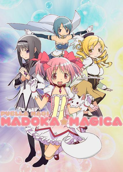 Madoka Magica Netflix ES (España)