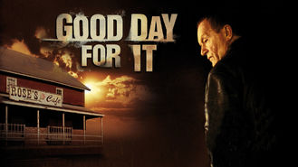 Netflix box art for Good Day for It