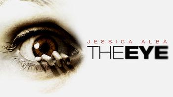 Netflix box art for The Eye