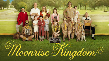 Netflix box art for Moonrise Kingdom