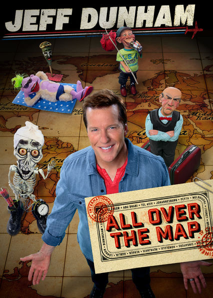 Jeff Dunham: All Over the Map Netflix ES (España)