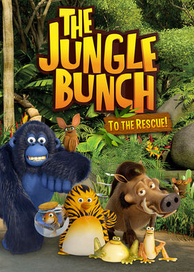 Jungle Bunch: To the Rescue, The - Season 1