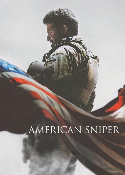 American Sniper Netflix MY (Malaysia)