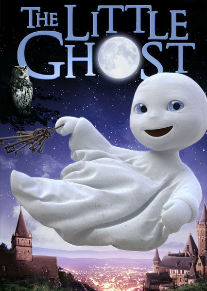 The Little Ghost Netflix PR (Puerto Rico)