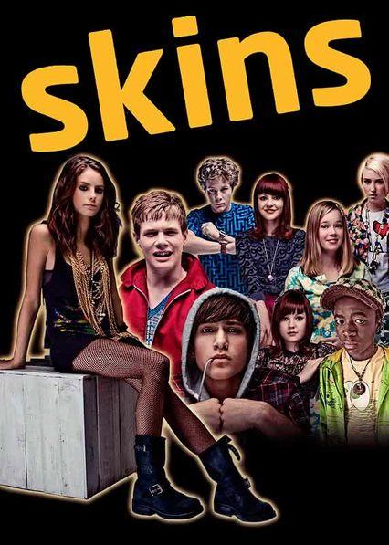 Skins Netflix PR (Puerto Rico)