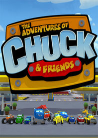 The Adventures of Chuck and Friends Netflix ES (España)