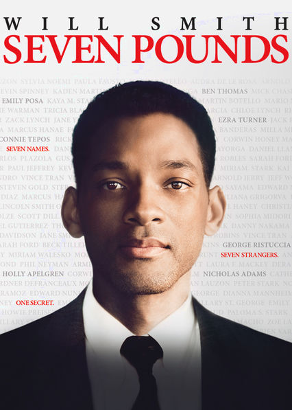Seven Pounds Netflix CO (Colombia)