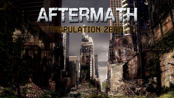 Netflix box art for Aftermath: Population Zero