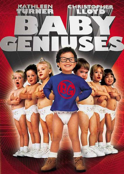 Baby Geniuses Netflix ES (España)