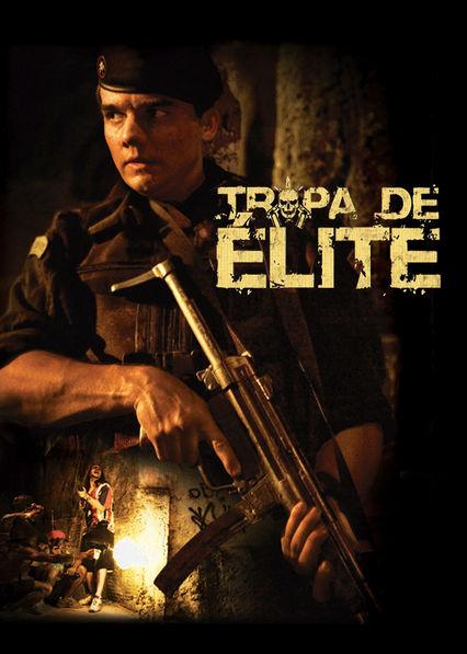 Elite Squad Netflix AR (Argentina)