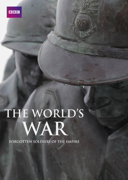 The World's War: Forgotten Soldiers of the Empire Netflix PR (Puerto Rico)