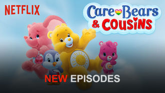 Netflix Box Art for Care Bears & Cousins - Season 2