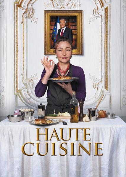 Haute Cuisine Netflix AR (Argentina)