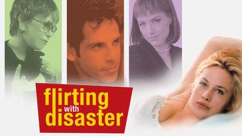 Netflix box art for Flirting with Disaster