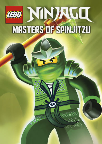 LEGO Ninjago: Masters of Spinjitzu Netflix BR (Brazil)