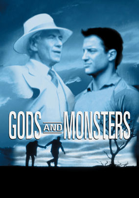 Netflix box art for Gods and Monsters