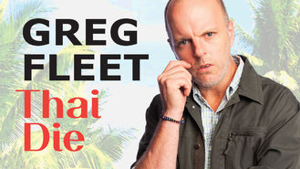 Netflix box art for Greg Fleet: Thai Die