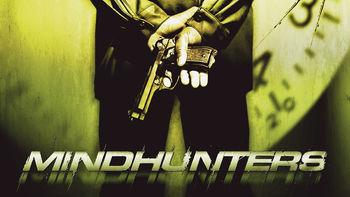 Netflix box art for Mind Hunters