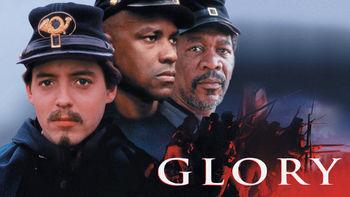 Netflix box art for Glory