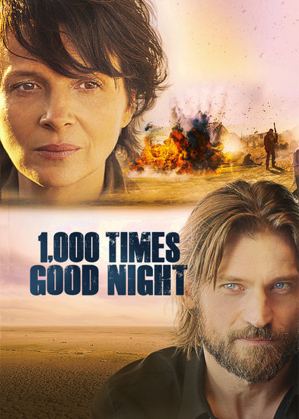1,000 Times Good Night Netflix CL (Chile)