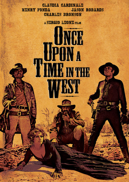 Once Upon a Time in the West Netflix BR (Brazil)