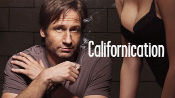 Netflix box art for Californication - Season 2