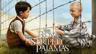 Netflix box art for The Boy in the Striped Pajamas