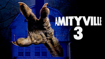 Netflix box art for Amityville 3