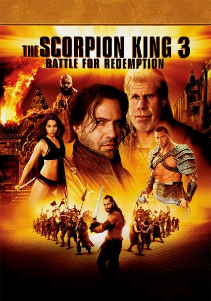 The Scorpion King 3: Battle for Redemption Netflix ES (España)