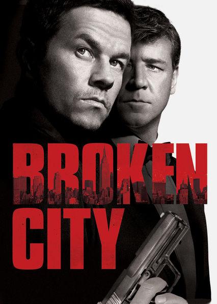 Broken City Netflix BR (Brazil)