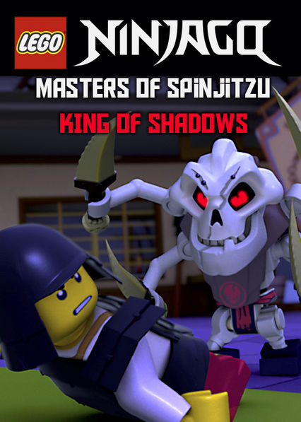 LEGO Ninjago: Masters of Spinjitzu: King of Shadows Netflix PR (Puerto Rico)