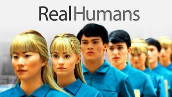 Netflix box art for Real Humans - Season 1