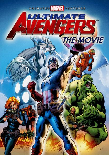 Ultimate Avengers: The Movie Netflix AU (Australia)