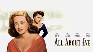 Netflix box art for All About Eve