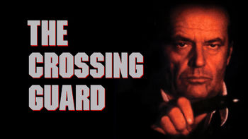 Netflix box art for The Crossing Guard