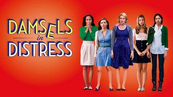 Netflix box art for Damsels in Distress