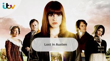 Netflix box art for Lost in Austen - Season 1