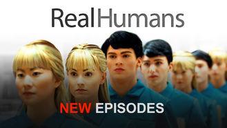 Netflix box art for Real Humans - Season 2