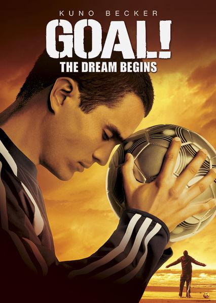 Goal! The Dream Begins Netflix AU (Australia)