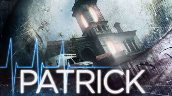 Netflix box art for Patrick: Evil Awakens