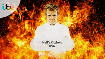 Netflix box art for Hell's Kitchen - Season 10