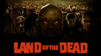 Netflix box art for Land of the Dead